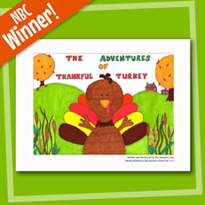 The Adventures of Thankful Turkey - Sample Book