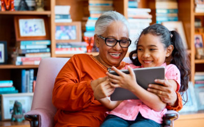 Grandparents Day: Narrative Writing Prompts for Elementary Students